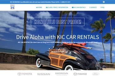KIC CAR RENTALS (English)
